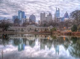 Atlanta Area Zip Code Map by Eater Atlanta
