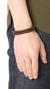 leather bracelet images Miansai beacon leather bracelet east dane jpg