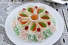cuisine sicilienne recette cassate sicilienne un gâteau sicilien la cuisine italienne