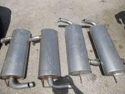 jeep stock exhaust origianal jeep wrangler jk unlimited exhaust muffler silencer