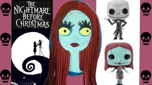 sally nightmare before christmas play doh surprise egg jack