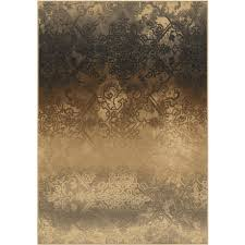 Modern Damask Rug Orian Rugs Color Family Neutrals Goingrugs
