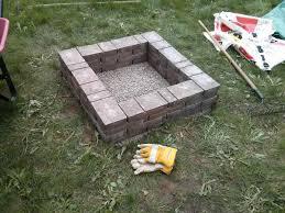 Backyard Seating Ideas by Backyard Square Fire Pit Ideas Backyard Fence Ideas