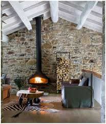 for homes with a fireplace where to store the wood for heating
