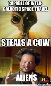 Aliens Memes - rmx alien logic by amanda eggleton 10 meme center