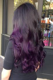 weave hairstyles with purple tips 128 best purple hair images on pinterest colourful hair purple