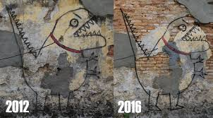 little boy with pet dinosaur the little boy s dinosaur in 2012 and 2016