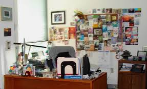 Einstein Cluttered Desk I Have No Special Talent I Am Only Passionately Curious