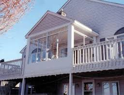 second story a frame enclosed deck designs yahoo image search