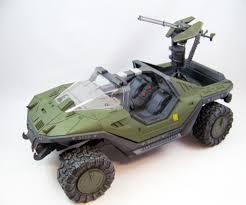 halo warthog halo reach mcfarlane toys warthog master chief unsc