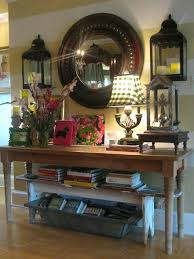 Home Foyer Decorating Ideas Sofa Table Decorating Ideas U2013 Thelt Co