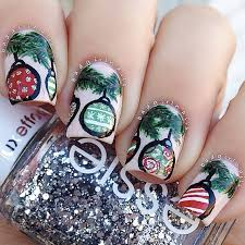 ornament nail by badgirlnails sonailicious
