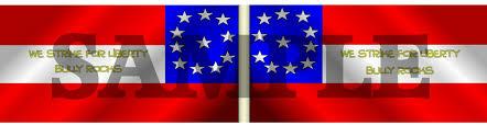 Texes Flag Flag Sheet 1