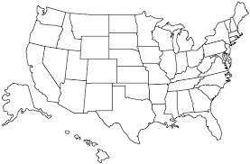 map usa with names us map no names us map states without names map usa no names 5
