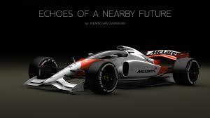 cars u0026 racing cars honda mclaren honda closed cockpit formula 1 concept for 2019