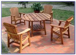 wooden patio furniture plans free patios home decorating ideas