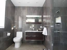 bathroom modern bathroom decoration featuring white color