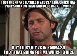 Drunk At Work Meme - i hope he isn t a redditor imgflip