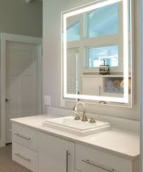 Lighted Mirrors Bathroom by Integrity Lighted Mirror Electric Mirror