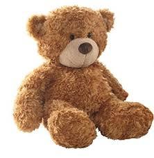 teddy bears 9 brown bonnie teddy soft toys