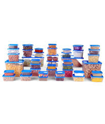all time polka kitchen containers set of 42 pcs blue buy online