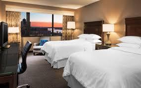 club floor room sheraton memphis downtown hotel
