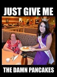 Funny Women Memes - miss world serve a meal to a women meme guy
