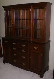 Break Front Cabinet China Cabinet Mahogany China Cabinets Antique China Cabinets