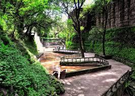 nek chand u0027s rock garden in chandigarh was built illegally and in