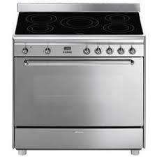 piano de cuisine sauter sauter scv1061w cuisinière electrique four électrique 51 l