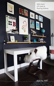 Desk With Bed by Best 20 Desk Shelves Ideas On Pinterest Desk Space Desks And