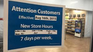 dickinson wal mart to cut hours of operation the dickinson press