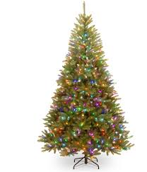three posts 7 5 green fir artificial tree with 600