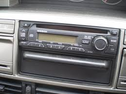 nissan australia radio code nissan xtrail radio cd player 01 07 auto parts recyclers your