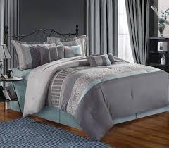 light grey bedroom walls dark gray shag rug brown platform