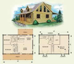 Log Houses Plans 218 Best House Plans Images On Pinterest Log Cabins Log Cabin