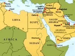 map arab arab sabelo ndlangisa