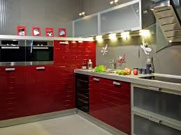 Red Ikea Kitchen - kitchen design red ikea kitchen design red is a bold and
