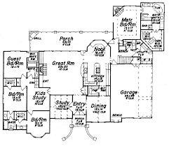 home plan french country flair startribune com