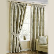 Debenhams Curtains Ready Made Joshua Thomas Natural U0027arden U0027 Pencil Pleat Curtains Debenhams