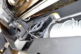 nissan frontier winch mount fabulous protection adding fab fours bumpers u0026 warn winch to our