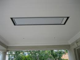 ceiling fans with heaters built in radiant ceiling heater home design ideas