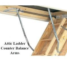 attic ladder attic access ladder lowes u2013 dresse club