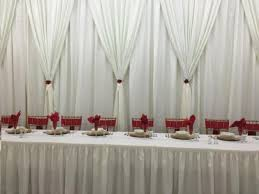 Wedding Drapes For Rent 10 Foot Hi X 20 Foot Drape White Satin Backdrop Rentals Allentown