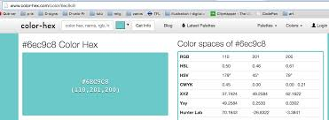 cmyk color related to rgb hex different online than in adobe