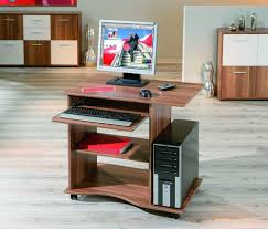 Computer Small Desk by Small Desk On Wheels 24 Inspiring Style For Small Computer Desk On