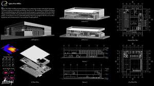 qatar post office ayaliraqi architect