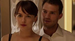 fifty shades of grey news pictures trailers dakota johnson and