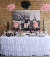 kitchen tea theme ideas a shabby chic a pink tissue letter birthday wedding bridal