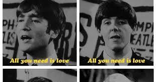 Beatles Yoda Meme - beatles yoda love song silly bunt